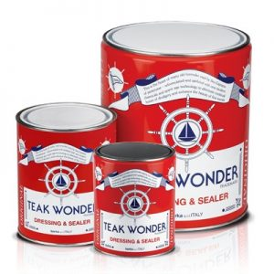 TEAK WONDER DREASSING SEALER  4lt