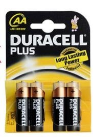Stilo Duracell Plus AA