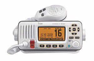 VHF IC-M323 BIANCO