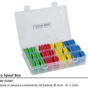 EVA SPOOL BOX