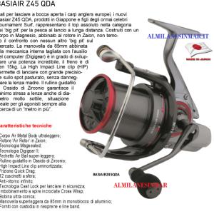 BASIAIR Z45 QDA