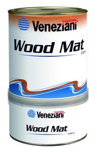 WOOD MAT TRASPARENTE LT 0,75